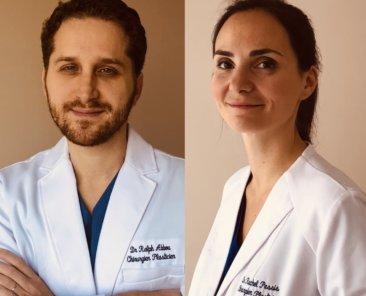Dr ABBOU et Dr PESSIS sont chirurgiens plasticiens à Paris