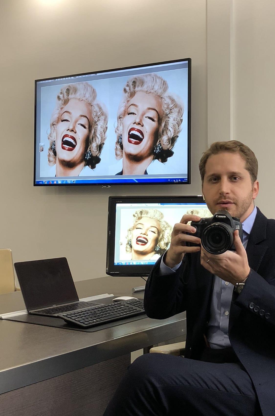 analyse de votre visage avant la medecine esthetique
