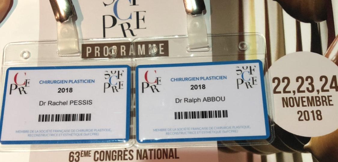 congres de chirurgie plastique